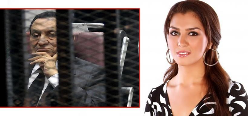 دينا عبد الرحمن تظهر في «نوارة» للتعليق على خبر حبس مبارك