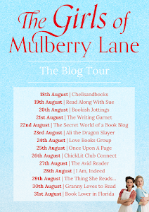 Blog Tour - The Girls of Mulberry Lane
