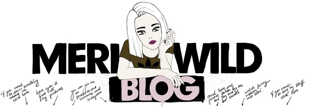 MERI WILD | Blog Moda