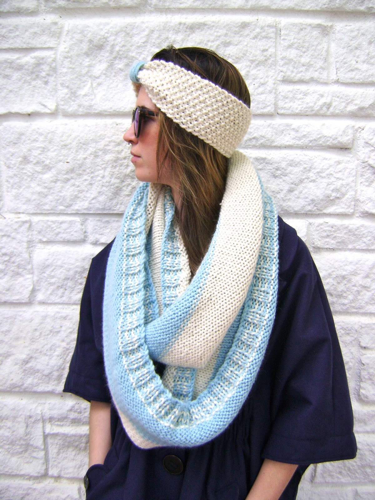 Creative Designs by Sheila Zachariae: Free Pattern! Tiffany Cowl ...