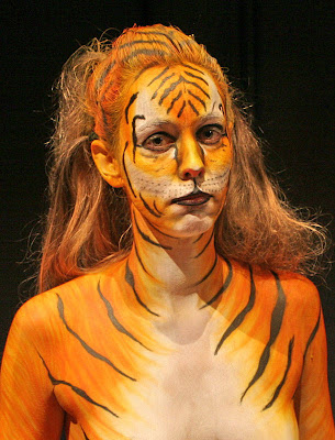Body Painting - 3 Steps to Find the Best Supplies