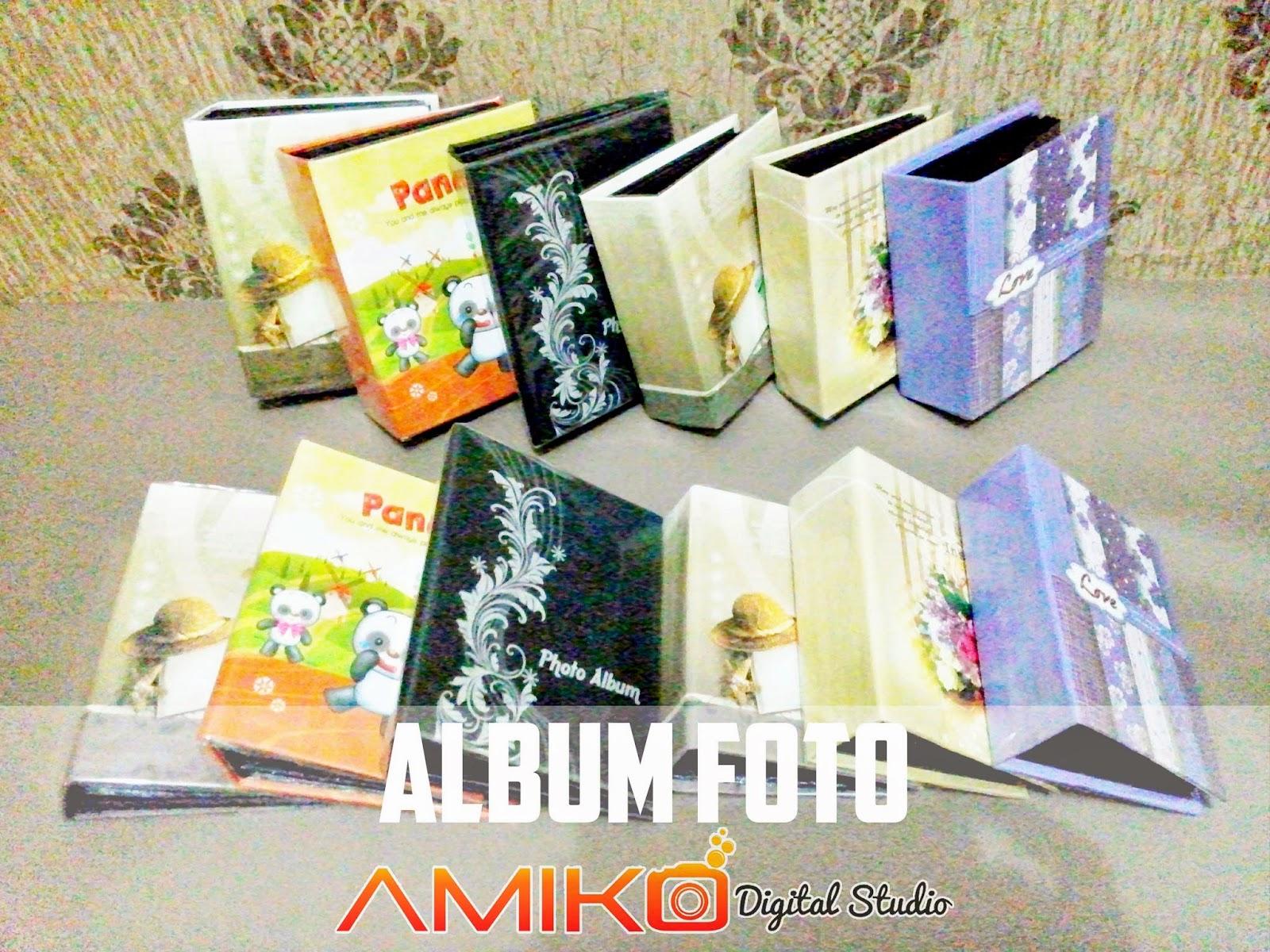 AMIKO DIGITAL STUDIO SURABAYA AMIKO PUSAT PENJUALAN ALBUM