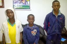 Yeepa !! 3 Teenagers Planning To Stowaway Caught