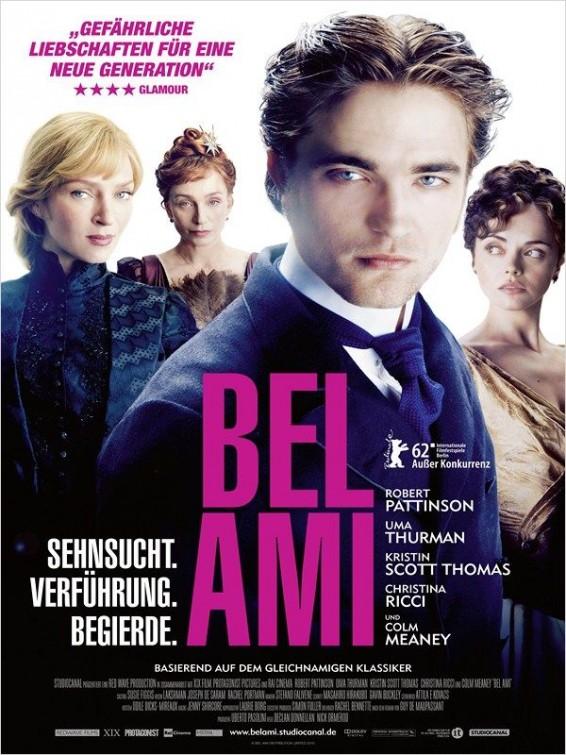 Bel Ami 2012 BRRip مُترجم