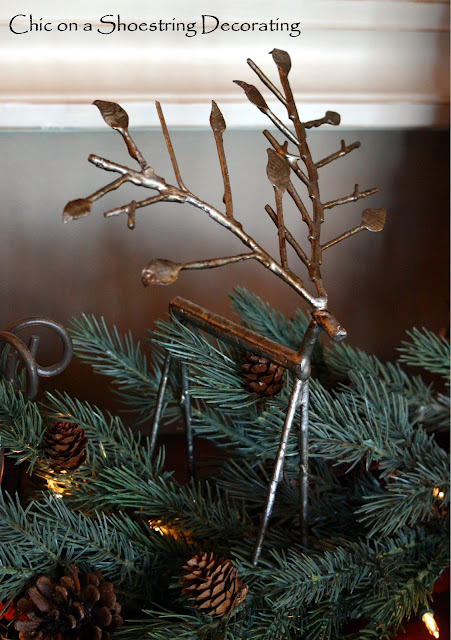 rustic christmas decor