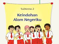 Soal Harian Tematik Kelas 4 Tema 6 Subtema 2 Semester 2