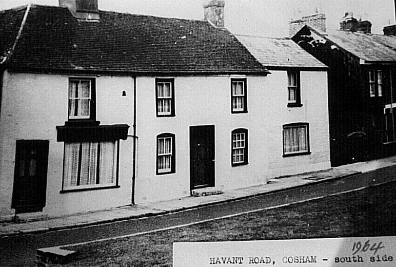 Cottages at Cosham