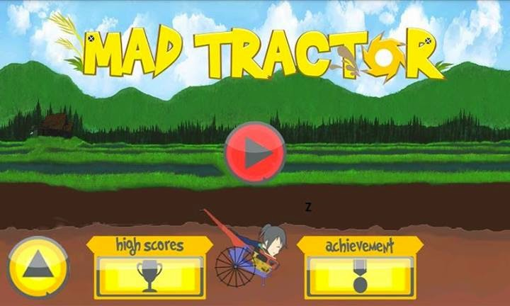Mad Tractor for Android