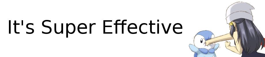 Super--Effective