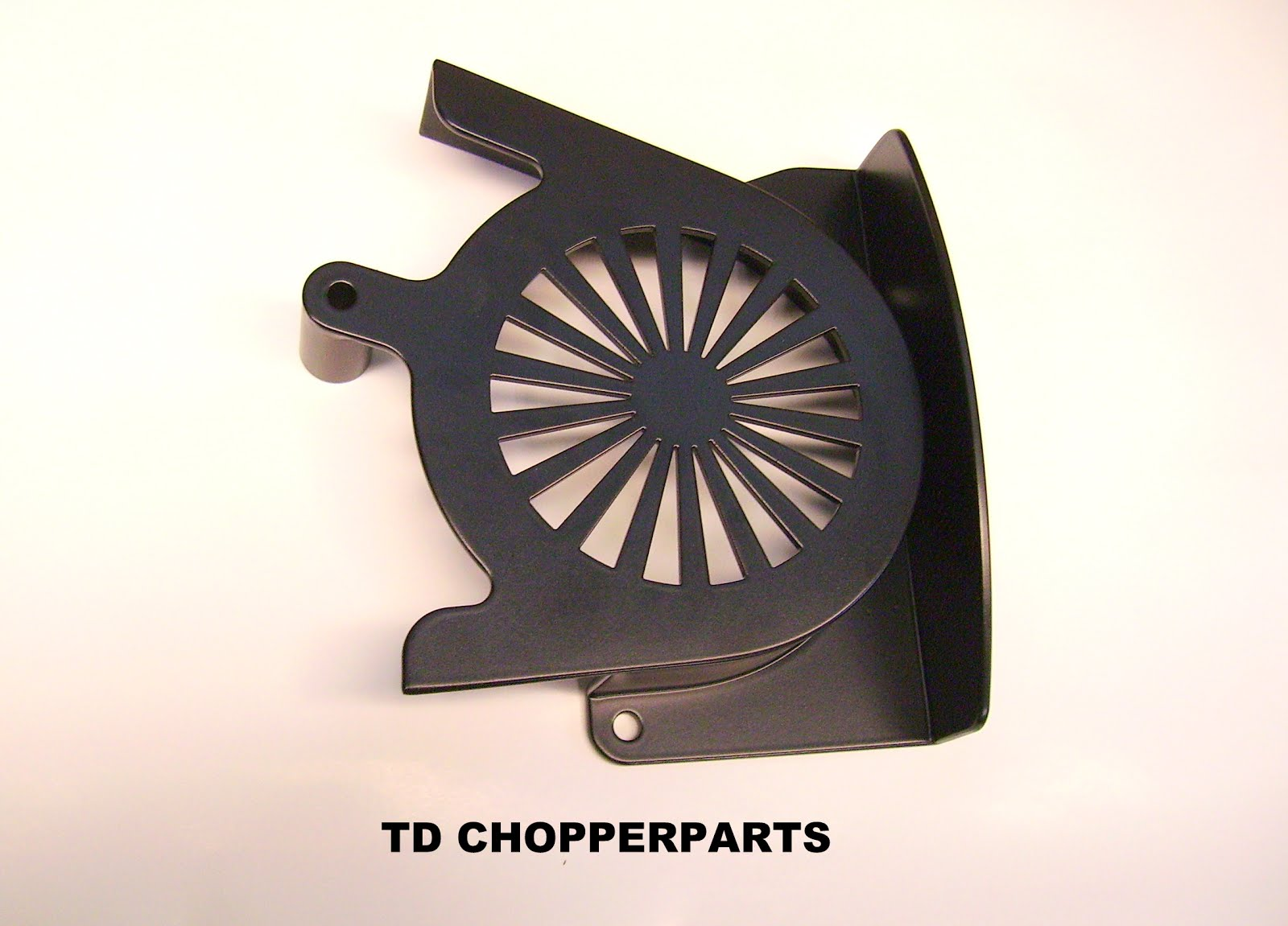 sportster pulley / sprocket cover
