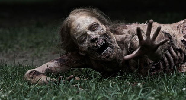 zombie Hannah the Walking Dead Rick AMC webisodios