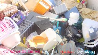 Thu mua nhựa phế liệu giá tốt tại tphcm