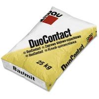 Adeziv Polistiren - pentru lipit di spacluit Baumit DuoContact: pret , livrare , constructii , manopera aplicare termosistem