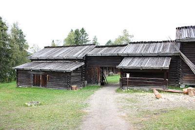 Lillhärdalsgården i Lillhärdal, Härjedalen. Foto: trollhare CC BY-SA