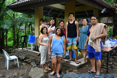 Mambukal Cottage with family