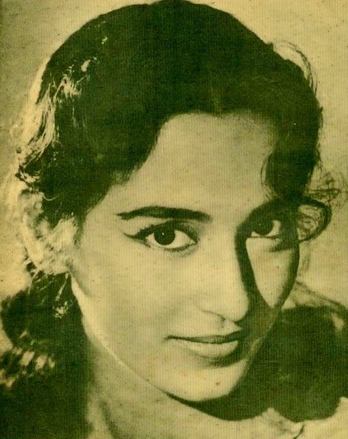 Retro Indian Actress