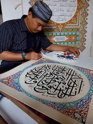 Penulisan Kembali Muhaf Al-Qur'an Standar Indonesia