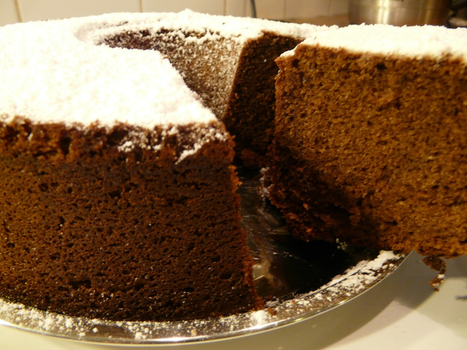 Recette de grand mere cake au chocolat