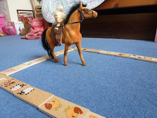 Dolly's dressage