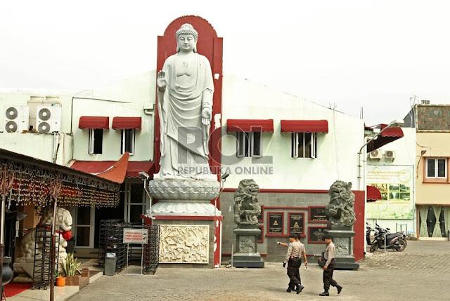 BIN: Ledakan di Vihara usik kondusifitas pengamanan Lebaran