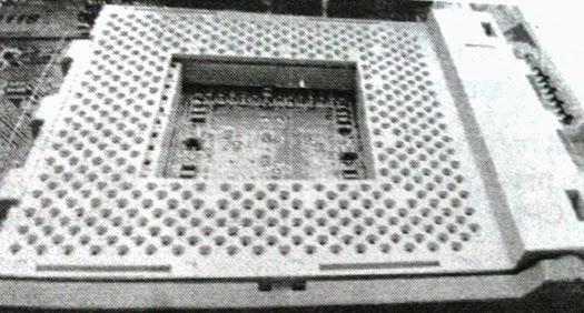 ZIF Socket CPU