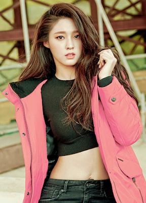 Seolhyun AOA High Cut Vol. 161