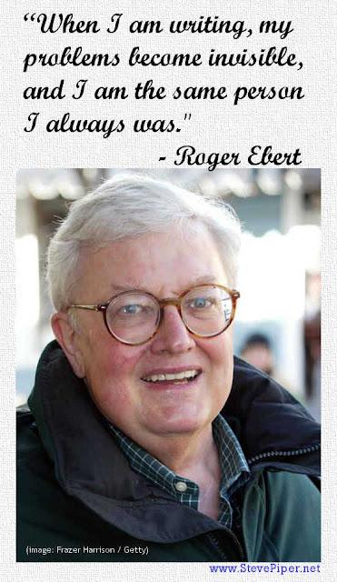 Roger Ebert, writing, film, critic
