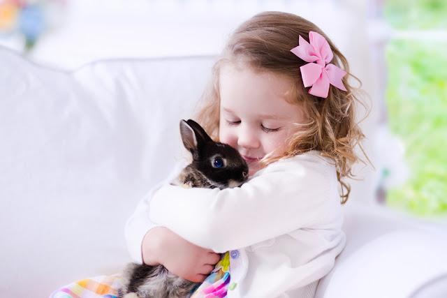 Mascotas y niños