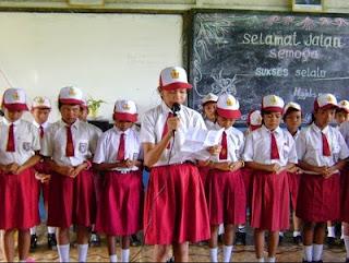Contoh Naskah Pidato Saat Acara Perpisahan Sekolah