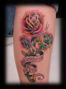 Flower Tattoo For Women