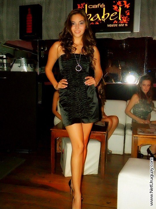 Fernanda Semino, Miss Universo Uruguay 2011, National Beauty Pageants