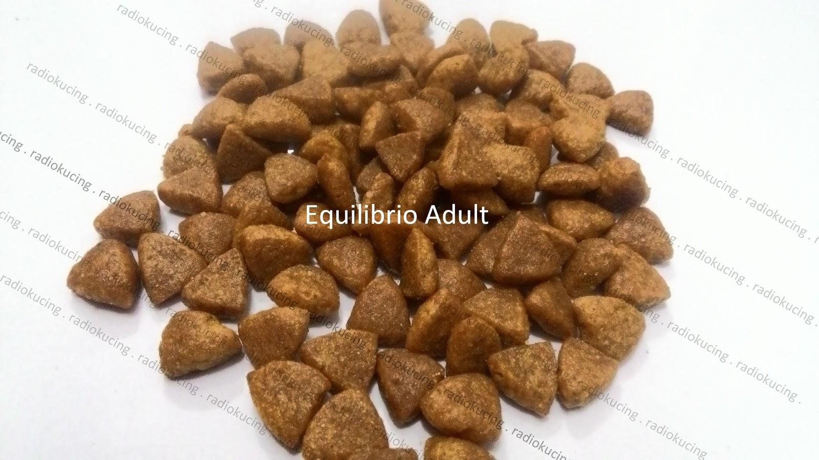 Review Makanan Kucing Equilibrio Adult Radiokucing Com