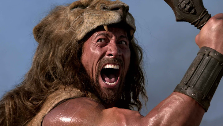Hercules Movie Dwayne Johnson