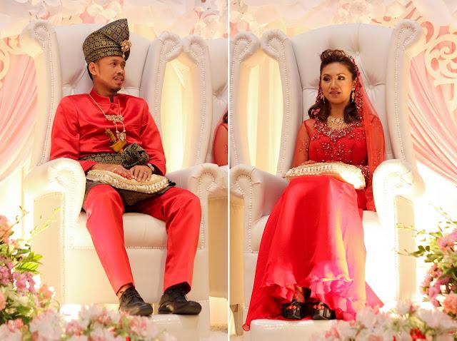 wedding reception rosaiful & shanaz kuala lumpur 6