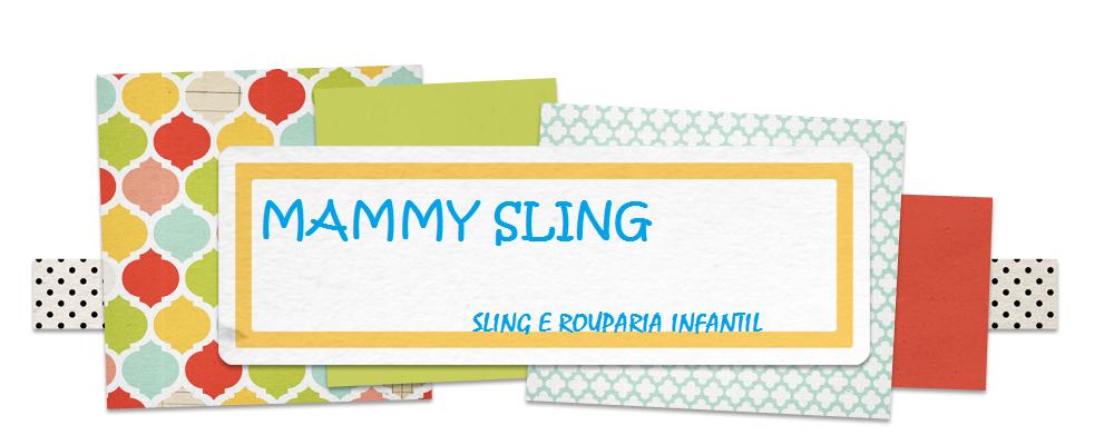 SLING e ROUPAS INFANTIS