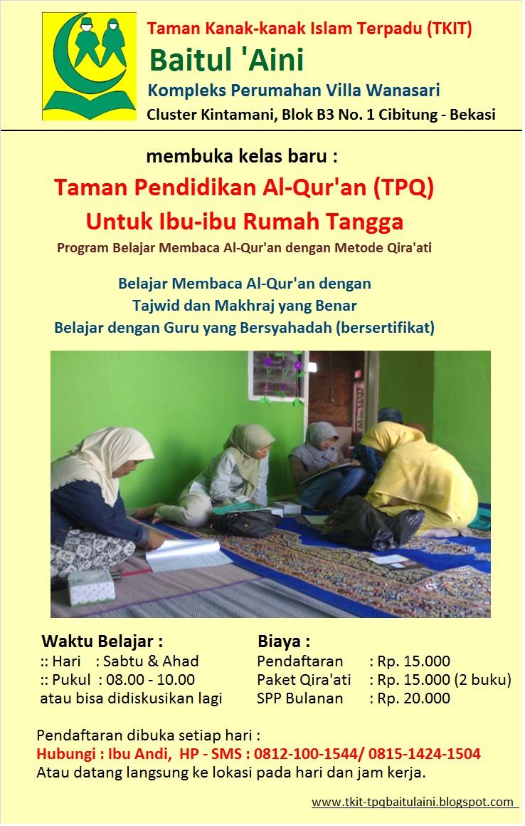 Bagaimana Cara Merancang Brosur, Spanduk & Banner untuk TK, PAUD & TPQ ...