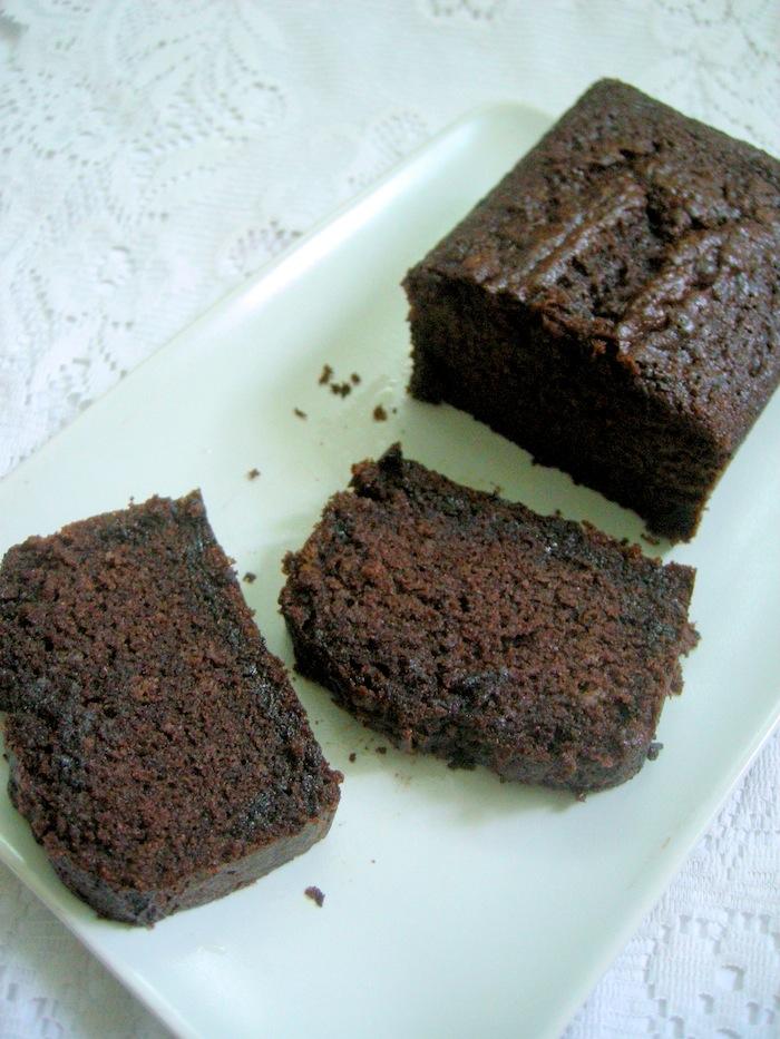 Peng's Kitchen: Bake Along #42 : Deep Chocolate Pound Cake