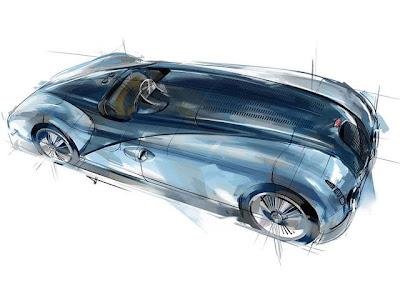 Bugatti Veyron Les Legendes de Bugatti