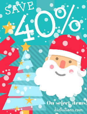 Get 40% Off Select Items