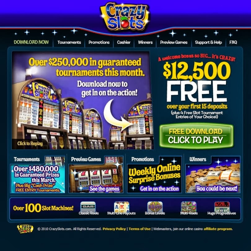 description: Free Bonus Slots Casinos