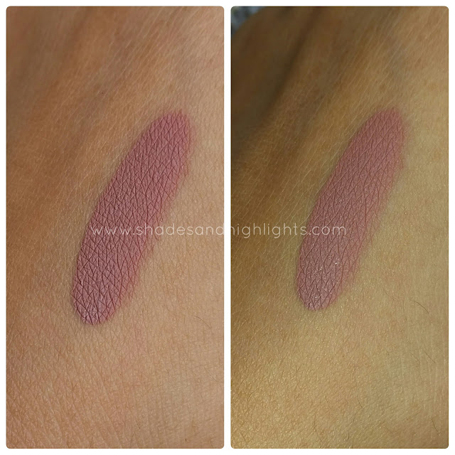 MeNow Long Lasting Generation II Lip Gloss #18 Swatch | Shades and Highlights