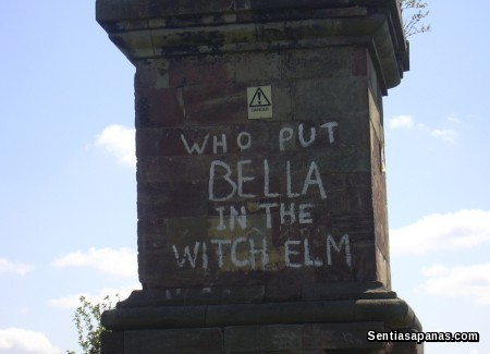 Who Put Bella down the Wych Elm