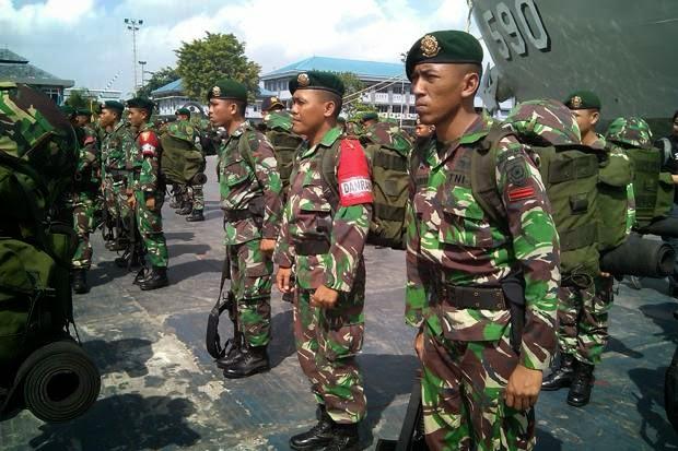 Latgab 2014, TNI Uji Coba Doktrin Baru