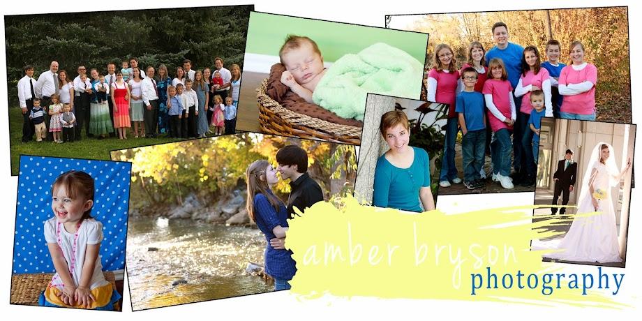 Amber Bryson Photoblog