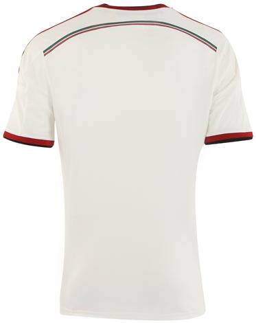 jersey ac milan away official 2014-2015
