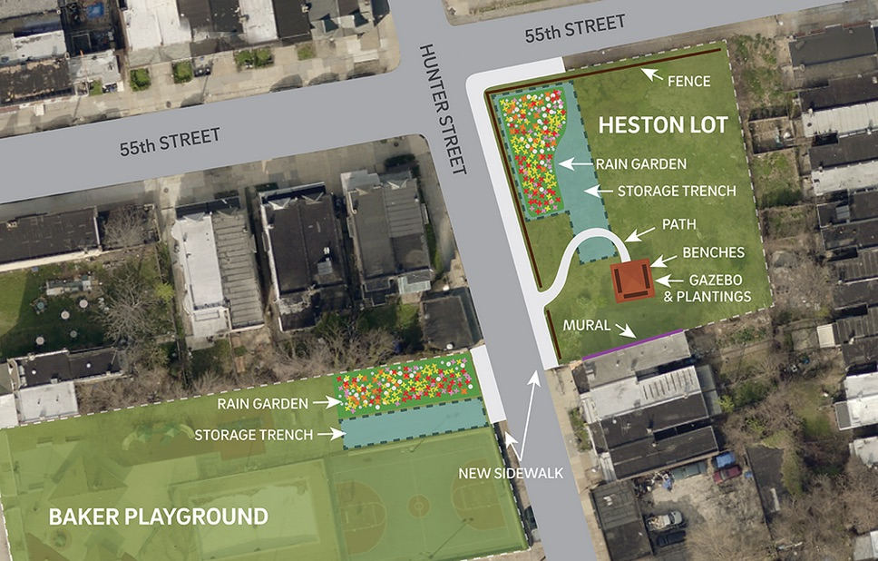 PA Environment Digest Blog: Philadelphia Vacant Lot Project Adds ...