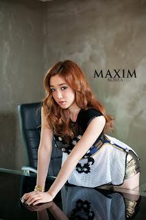 Nine Muses Sera Maxim Korea Pictures 4