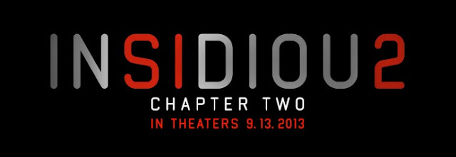 Insidious Chapter 2 Banner | A Constantly Racing Mind