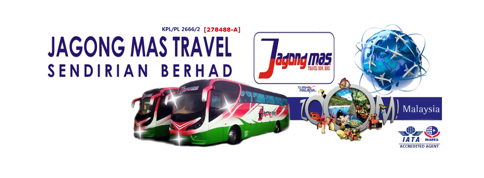 Jagong Mas Travel