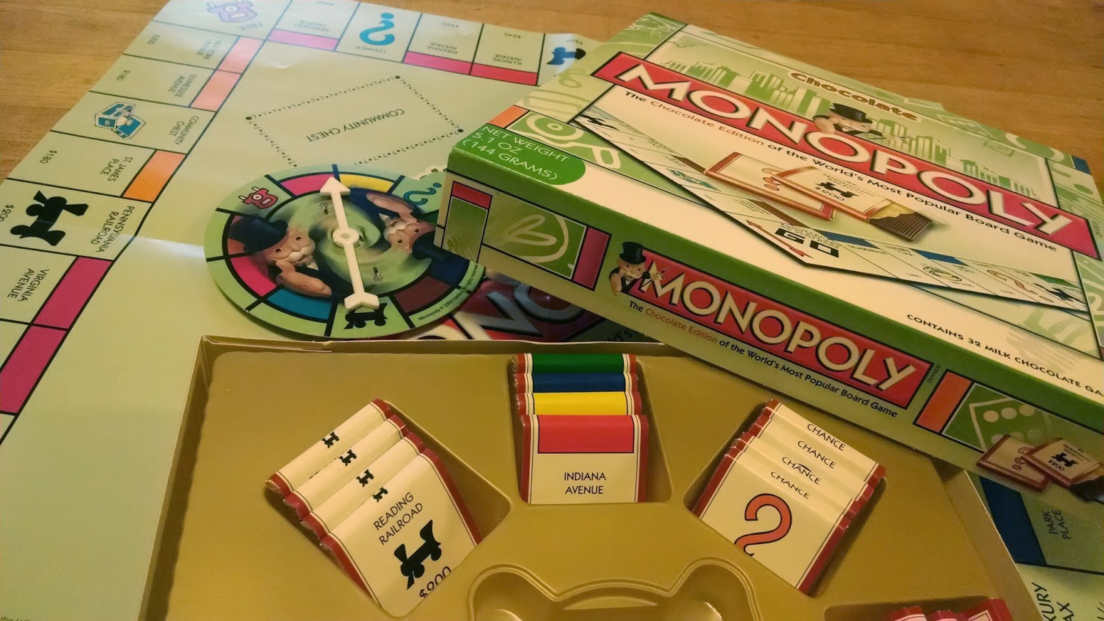 Bonggamom Finds: Chocolate Board Games: A sweet twist on Family ...
